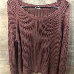 Fossil women sweater